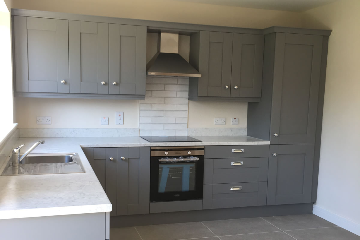 Building Contract Kitchens from Ashwood Kitchen Design by Geoff Sturgeon