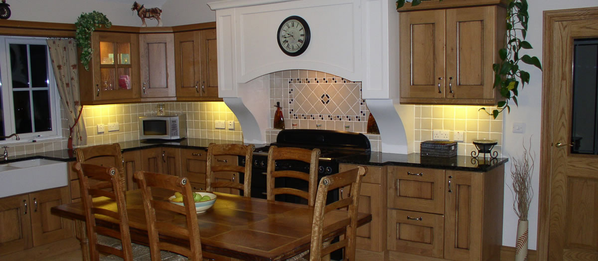 Traditional Kitchens from Ashwood Kitchen Design by Geoff Sturgeon